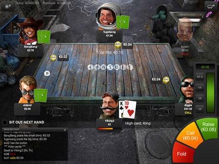 appli unibet poker mobile