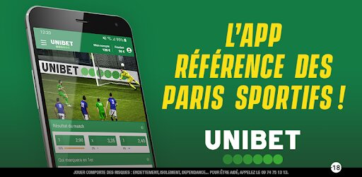 pplication unibet mobile android