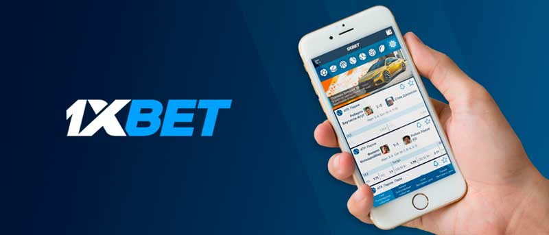 Présentation de Application Mobile 1xBet