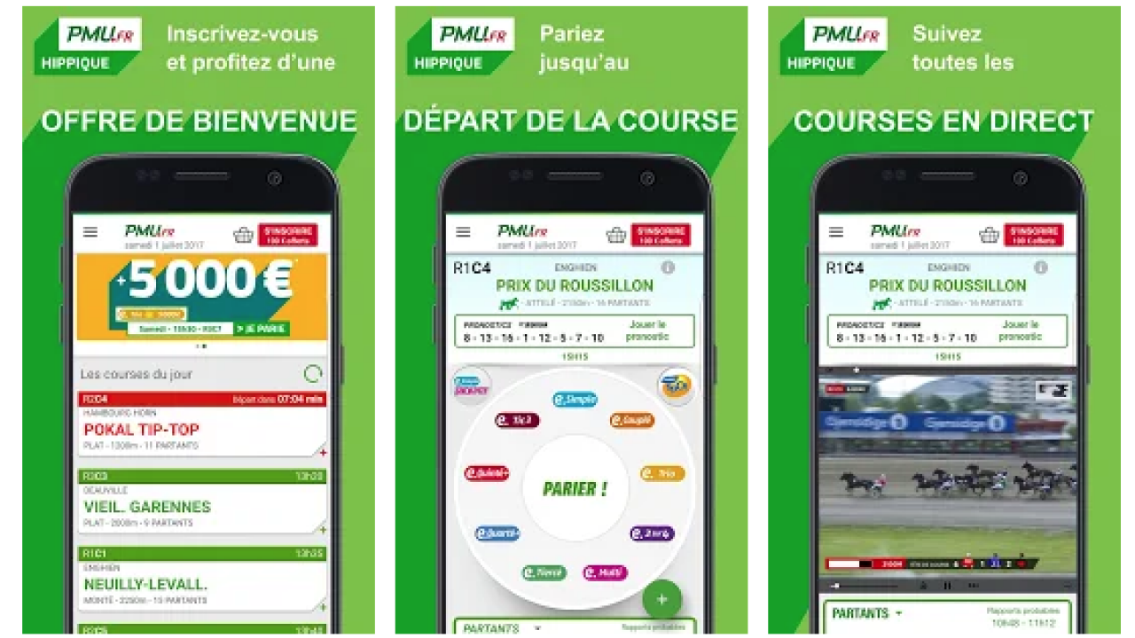 PMU mobile application